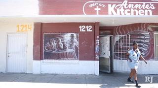 Las Vegas' Historic Westside's Annie's Kitchen