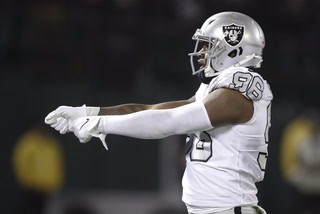 Raiders' Short Week Ends In Victory, Beat Chargers 26-24