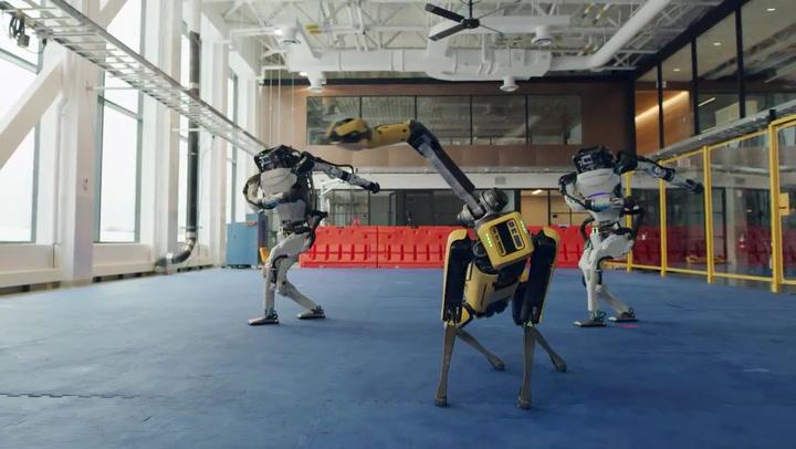 ¡Los robots de Boston Dynamics ya casi bailan mejor que muchos humanos!
