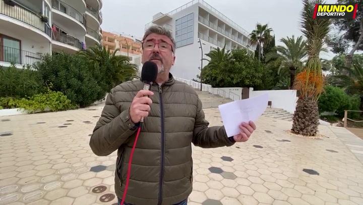 La previsión del tiempo de cara al Ibiza-Barça de Copa