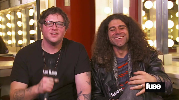Interviews: Top 5: Horror Movies with Coheed Cambria