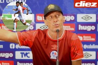 Pedro Troglio se encanta por Josman Figueroa y reclama regreso del torneo de reservas: