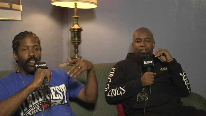 Tech N9ne and Murs Talk Eminem, Slipknot