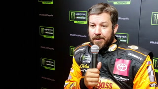 Martin Truex Jr. Talks Nascar Bonus Points