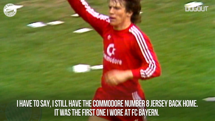 The Jersey: Lothar Matthäus' Favourite FC Bayern Kit