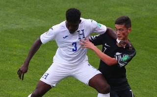 Mundial Sub-20: Honduras debuta recibiendo paliza por Nueva Zelanda en Polonia