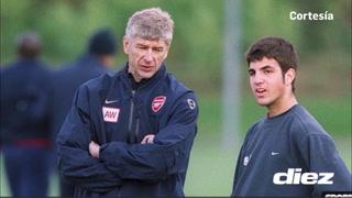 Agente de Messi en el 2000 revela que pudo haber fichado por el Arsenal con Cecs Fábregas, pero no quiso