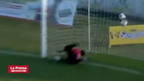 Platense 0 - 4 Honduras Progreso (Liga Salva Vida)