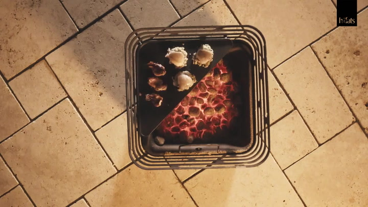 Preview image of Hoefats Cube Fire Basket Braai & Fire Pit video