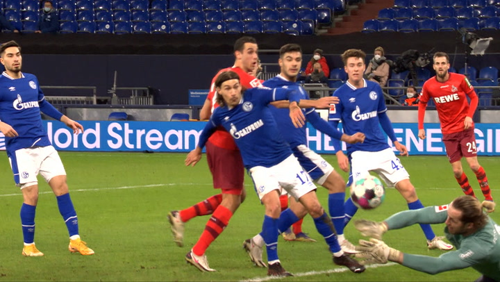 Highlights FC Schalke 04 - 1. FC Köln (2020 - 2021)