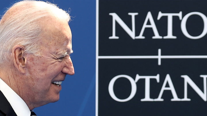 Watch in full: Joe Biden holds Nato summit press conference