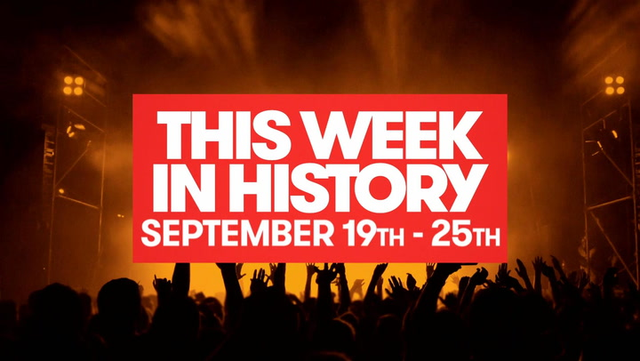 The Big Bang Theory Premiered, Spice Girls Dropped Spice and More: This Week in History