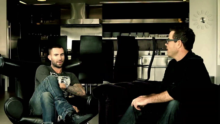 Shows: Carson Daly:  Why Maroon 5 Couldn't Write Another 'Jagger'