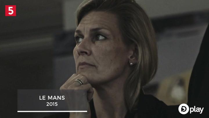Jan kører galt - Christina Magnussen kæmper på sidelinjen