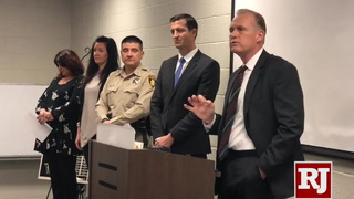 The creation of the Southern Nevada Sex Trafficking Multidisciplinary Team.