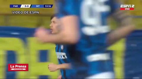 Parma 1-2 Inter de Milán (Serie A)