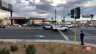 Las Vegas police investigate officer-involved shooting in east valley – VIDEO