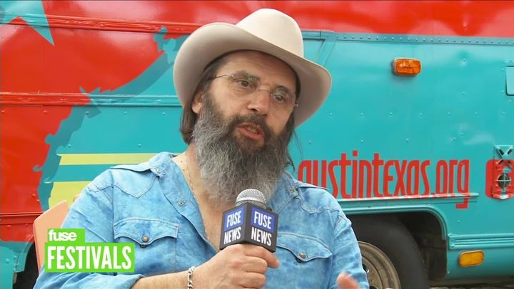 Steve Earl On Top 5 Texas Musicians (Austin CIty Limits 2012)