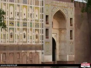 مغلیہ دور میں لاہور کو حملوں سے بچانے کیلئے بنی فصیل اور 12 دروازے