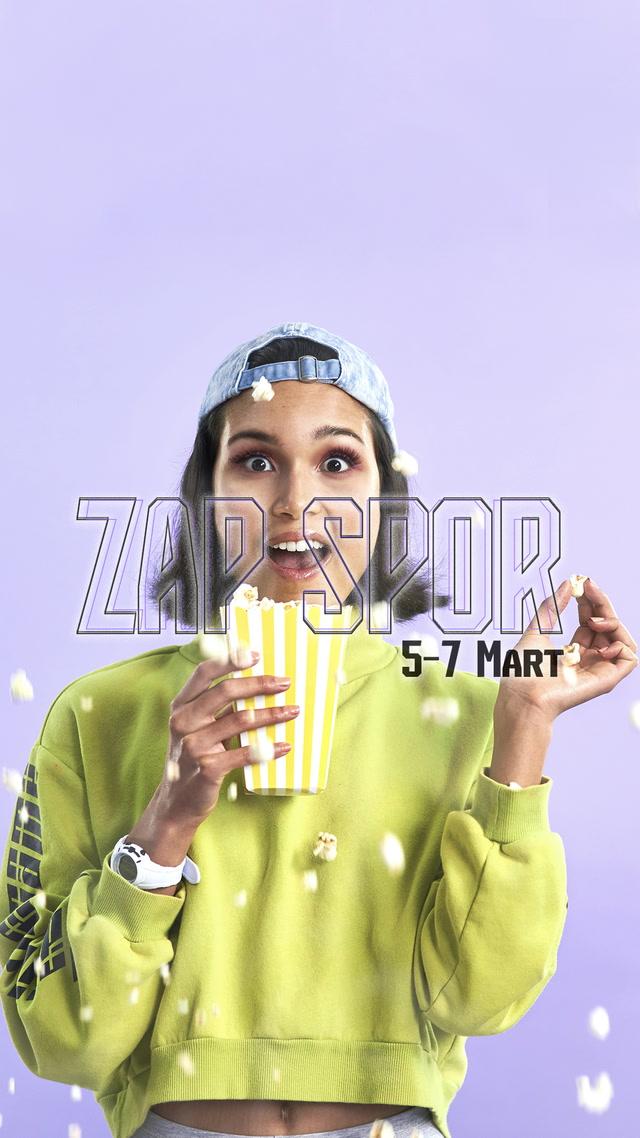 Zap Spor / 5-7 Mart