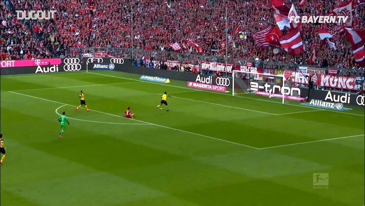 Robert Lewandowksi's Top 10 Bayern Goals