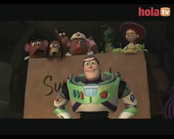 Vídeo en exclusiva: Michael Keaton y Jodi Benson como Barbie y Ken en \'Toy Story 3\'