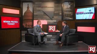 Nevada Politics Today: Republican Senate Minority Leader, Michael Roberson