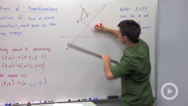 Compositions of Transformations - Problem 2