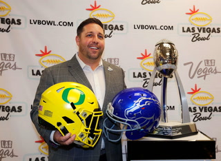 Las Vegas Bowl could be in for big changes