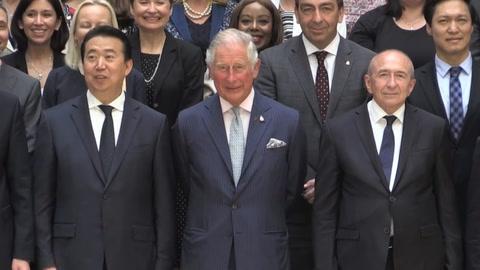 Justicia china condena al expresidente de Interpol a 13 años de cárcel por corrupción