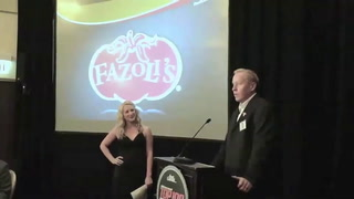 Fazoli's CEO accepts FastCasual.com's highest award