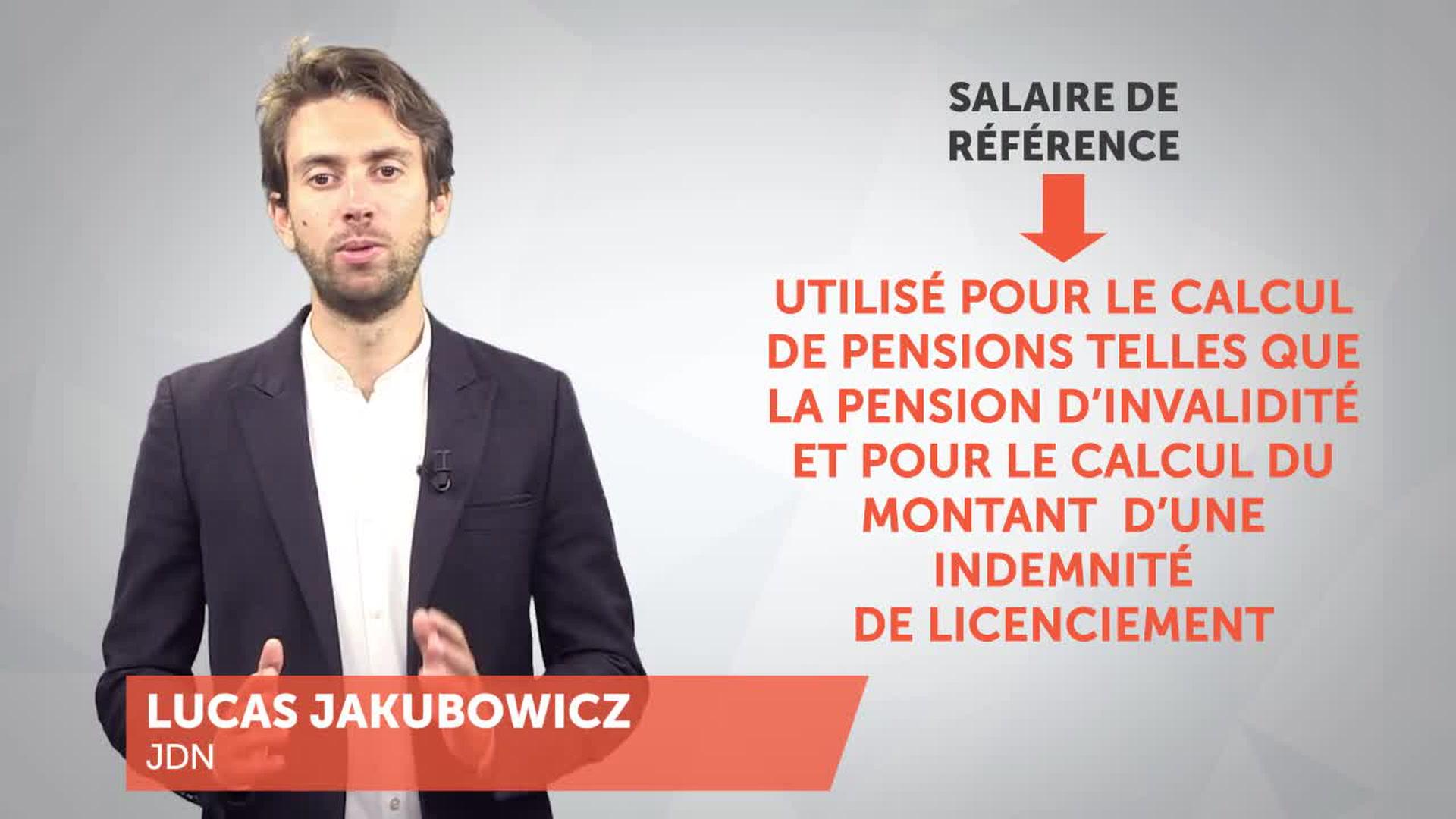 Le Salaire De Reference