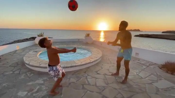 Neymar, positivo por coronavirus