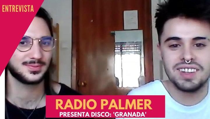 Entrevista a Radio Palmer
