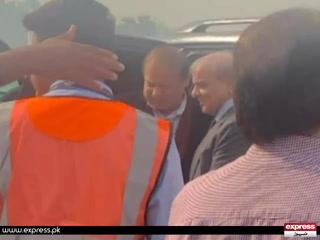 سابق وزیراعظم نواز شریف علاج کے لیے لندن روانہ