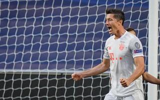 Lewandowski marca el suyo y la paliza del Bayern Múnich sobre Barcelona ya es escandalosa