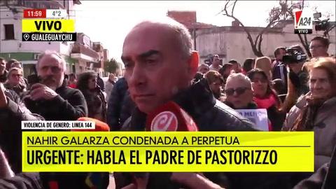 Hoy comienza la muerte de Nahir, dijo el padre del joven asesinado en Gualeguaychú