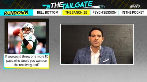 The Tailgate Extra: Mark Sanchez talks Jerricho Cotchery and Rex Ryan