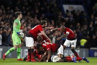 Manchester United elimina a Chelsea y avanza en la FA Cup en Inglaterra