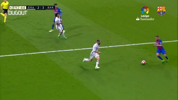 Leo Messi's top three goal celebrations