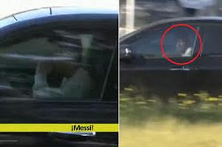 ''¡Espabila eh!'': la imperdible reacción de Messi tras ser increpado por un aficionado