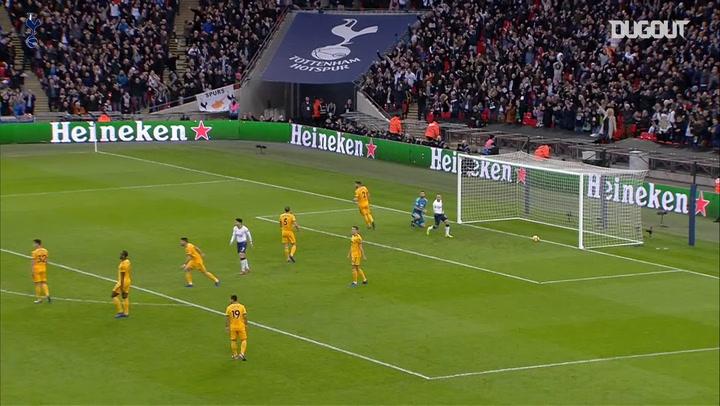 Harry Kane's rocket-strike vs Wolves