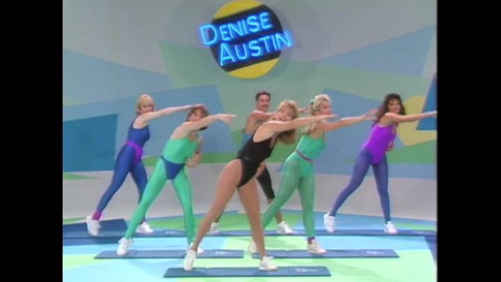 Denise Austin: 30-Minute Target Toner