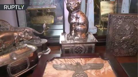 Decomisan una colección de objetos nazis en Salta