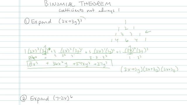 Binomial Theorem - Problem 6