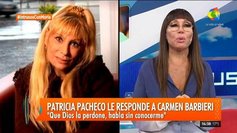 Beatriz Olave se enfureció y enumeró las mentiras del filme de Rodrigo