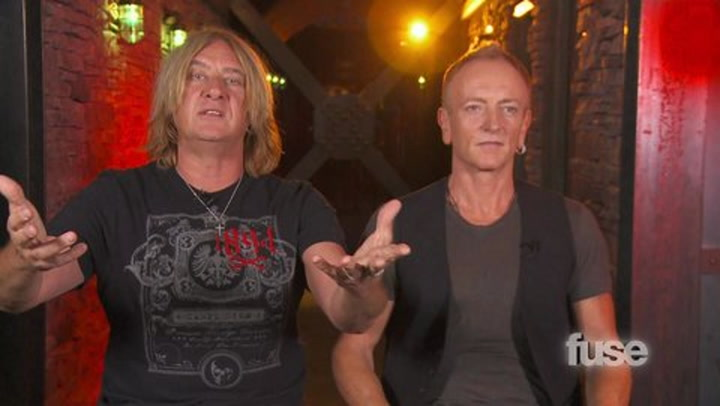 Interviews:Def Leppard on Their Revamped Tour and 80's Hair Metal