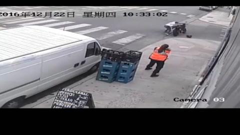 Era mi deber, dijo la policía absuelta por matar por la espalda a un ladrón