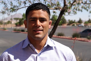 Nuñez on TUF Redemption: 'I'm just down to fight'