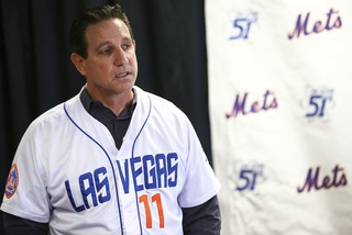 51s manager Tony DeFrancesco talks about his new job